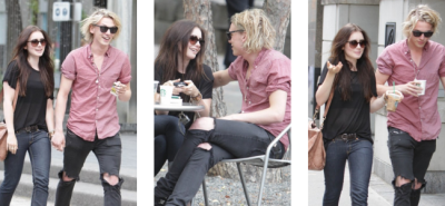 Related First Cast Pics from the City of Bones Movie Set!!! | Pictures